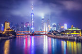 Shanghai Night — Stock Photo
