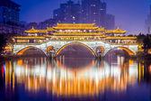 Chengdu Bridge — Stock Photo