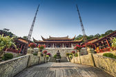 Temple in Fuzhou, China — Stock fotografie