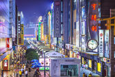 Chengdu, China at Chunxi Street. — Foto Stock