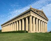 Parthenon Replica in Nashville — Stock Photo