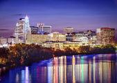 Hartford Skyline — Stock Photo