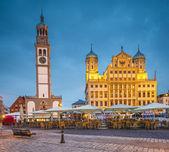 Augsburg Germany — Stock Photo