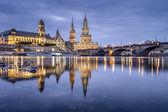 Dresden — Foto de Stock