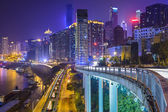 Chongqing, China Cityscape — Stock Photo