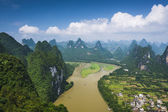 Xingping Landscape — Stock Photo