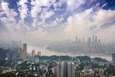 Chongqing, China Skyline — Stock Photo