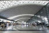 Chengdu Shuangliu International Airport — Stock Photo