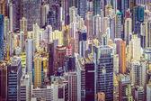 Hong Kong China Cityscape — Stock Photo