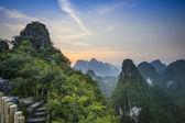 Xingping Landscape — Stock Photo