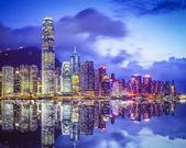 Гонконг-Китай-город — Стоковое фото