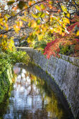 Philosopher's Path in Kyoto, Japan — Stock Photo