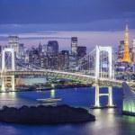 Tokyo Bay — Stock Photo #51663445
