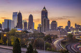 Atlanta, Georgia — Stockfoto