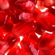 Stock Photo: Background of pomegranate seeds