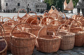 New baskets — Stock Photo