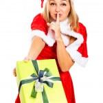 Christmas secret — Stock Photo #14017069