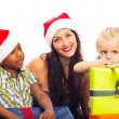 Happy Christmas family — Stock Photo #14725619
