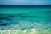 Türkisblauen ozean — Stockfoto