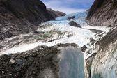 Scenic landscape at Franz Josef Glacier — Photo