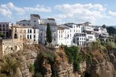 Ronda in Malaga, Spain — Stock Photo