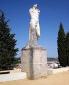 Adriano italica seville, i̇spanya harabeye heykeli — Stok fotoğraf