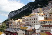 View of houses in Gibraltar — Stock Photo