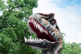 Dinosaurus — Stock fotografie