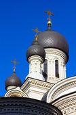 Dome Valaam monastery — Stock Photo