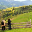 Stock Photo: Landscape photography in Carpathians