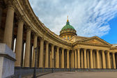 Kazan Cathedral, Saint-Petersburg, Russia — Stock Photo