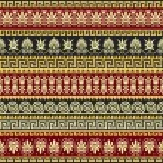 Vector Traditional vintage gold Greek ornament (Meander) — Stock Vector #35398339
