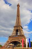 Eyfel kulesi tour eiffel, paris, fransa — Stok fotoğraf