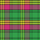 Vector seamless pattern Scottish tartan — Wektor stockowy