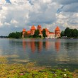 Trakai Island Castle — Stock Photo #50173595