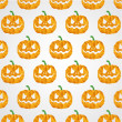 Halloween pattern. — Stockvectorbeeld