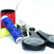 Stock Photo: Dressmaking accessories