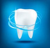 Dentes — Foto Stock