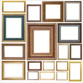 Antieke frame — Stockfoto
