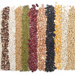 Stock Photo: Grains.
