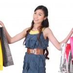 Happy shopping — Stock Photo #25392385