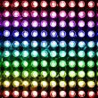 Led color — Foto Stock
