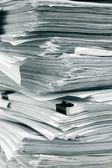 White paper — Stock Photo