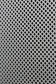 Aluminium background — Stock Photo
