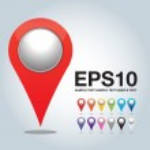 Gps navigator — Stock Vector #29293497