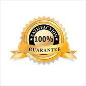 Satisfaction Guarantee — Stock Vector