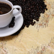 coffee beans — Stock Photo #29302001