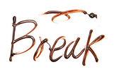 Break — Stock Photo