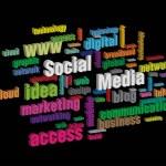 Social media — Stock Vector #29552391