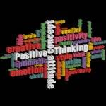 Positive thinking — Stock Vector
